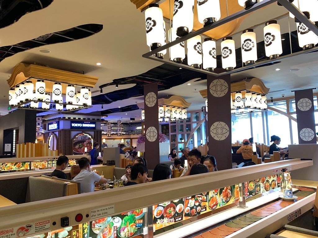 Oedo Alley - Japanese Food Village