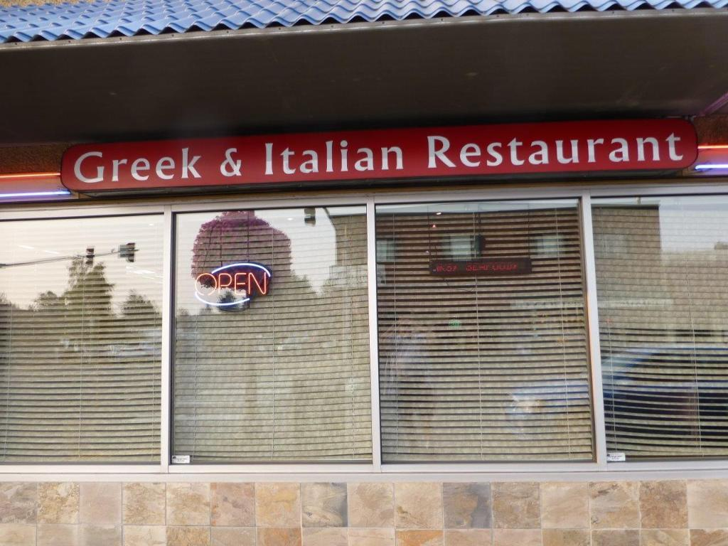 Dimitri`s Greek & Itln Restaurant