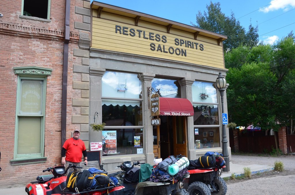 Restless Spirits Saloon