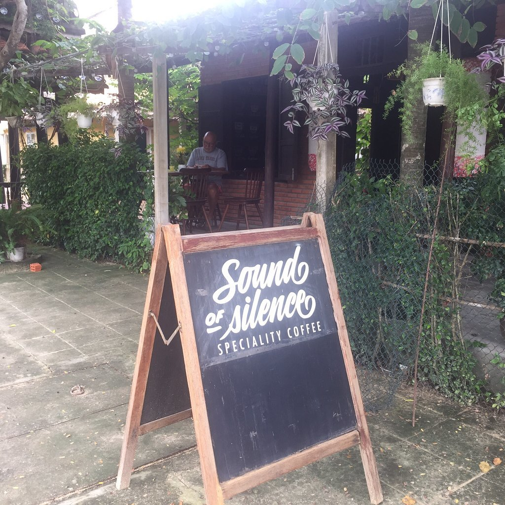 Sound Of Silence Coffee